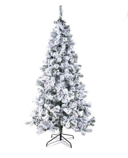Albero Di Natale Bianco.Albero Di Natale Bianco