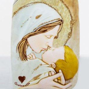Bomboniera icona sacra maternità