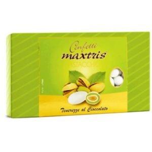confetti bianchi al pistacchio maxtris