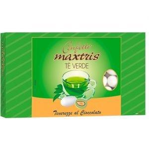 Confetti bianchi tè verde maxtris