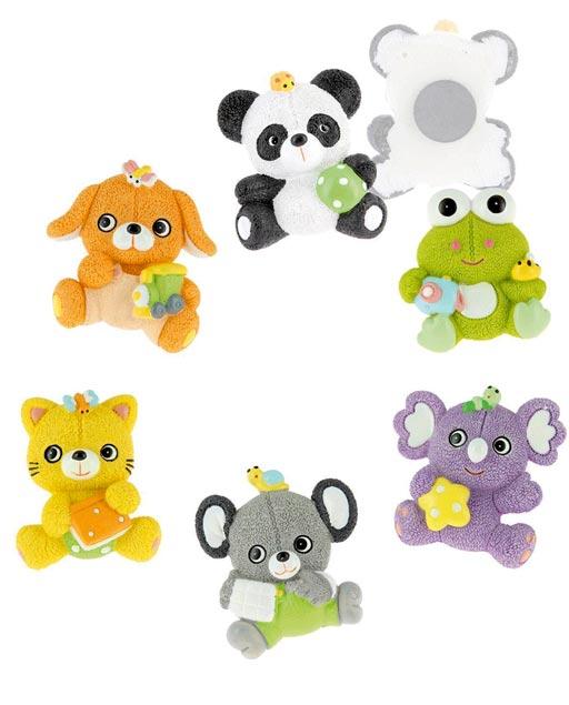 Magnete animali assortiti