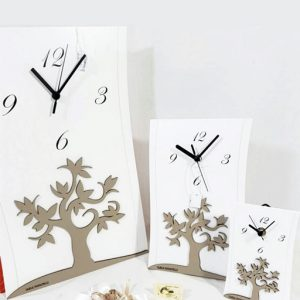 Orologio Albero della Vita collezione Halley Carlo Pignatelli