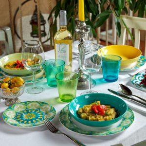 Servizio di piatti Amalfi