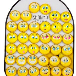 Calamita faccina smile kharma