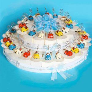 torta bomboniera compleanno