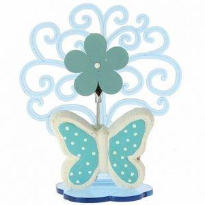 Albero della vita farfalla, realizzata in resina. La bomboniera si presenta come dimostrato in foto.