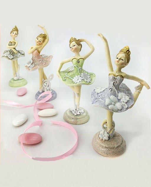 Bomboniere Utili Profumatore ballerina per comunione bambina