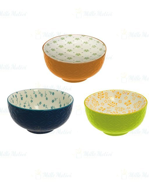 Ciotole Da Cucina Vari Colori Realizzate In Ceramica Millemotivi Com