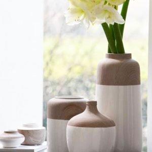 Vaso cilindrico Interior. Perfetto per tenere piante. Ideale per decorazione tavoli e tavoli da ufficio; Regalo perfetto per matrimonio, compleanno, Natale.