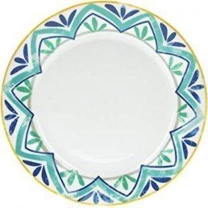 Servizio di piatti Alhambra Tognana realizzati in porcellana