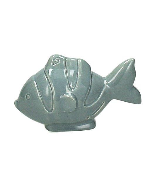 Bomboniera pesciolino Andrea Fontebasso realizzato in ceramica di colore grigio. Realizzabili come bomboniera o per impreziosire la tavola con eleganza e freschezza per le tue serate speciali!