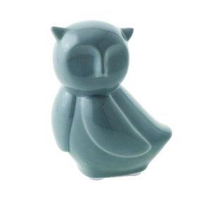 Bomboniera gufo Andrea Fontebasso realizzato in ceramica di colore grigio. Realizzabili come bomboniera o per impreziosire la tavola con eleganza e freschezza per le tue serate speciali!