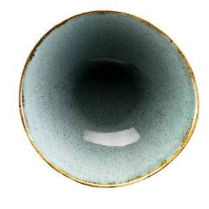 Insalatiera Tognana con una sinuosa forma curva per deliziose insalate, adatta per l'uso quotidiano.