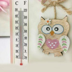 Bomboniera termometro da parete