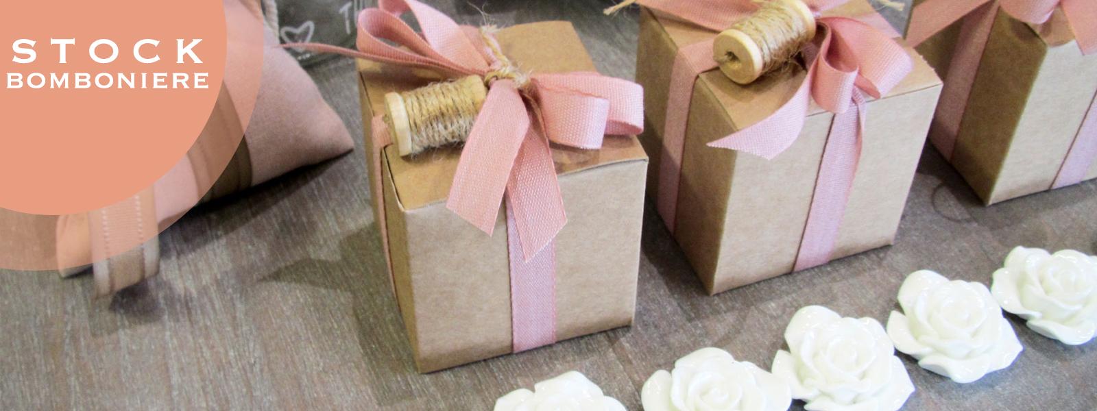 Bomboniere Matrimonio On Line Low Cost.Bomboniere Confetti E Articoli Da Regalo Online Millemotivi Com